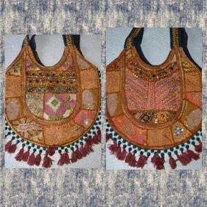 Banjara vintage repurposed Boho Hippie gypsy bag